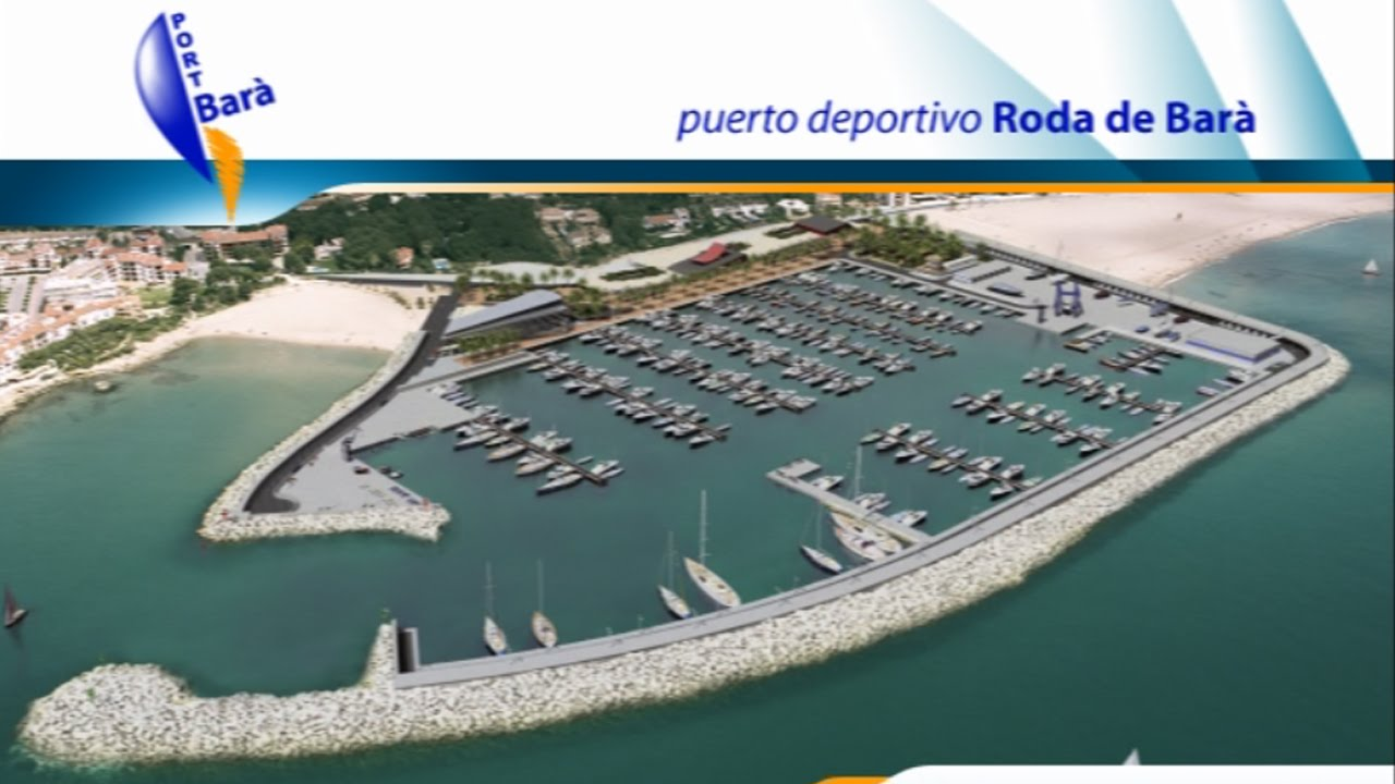 Voxelstudios Puerto Deportivo Roda De Bar Youtube