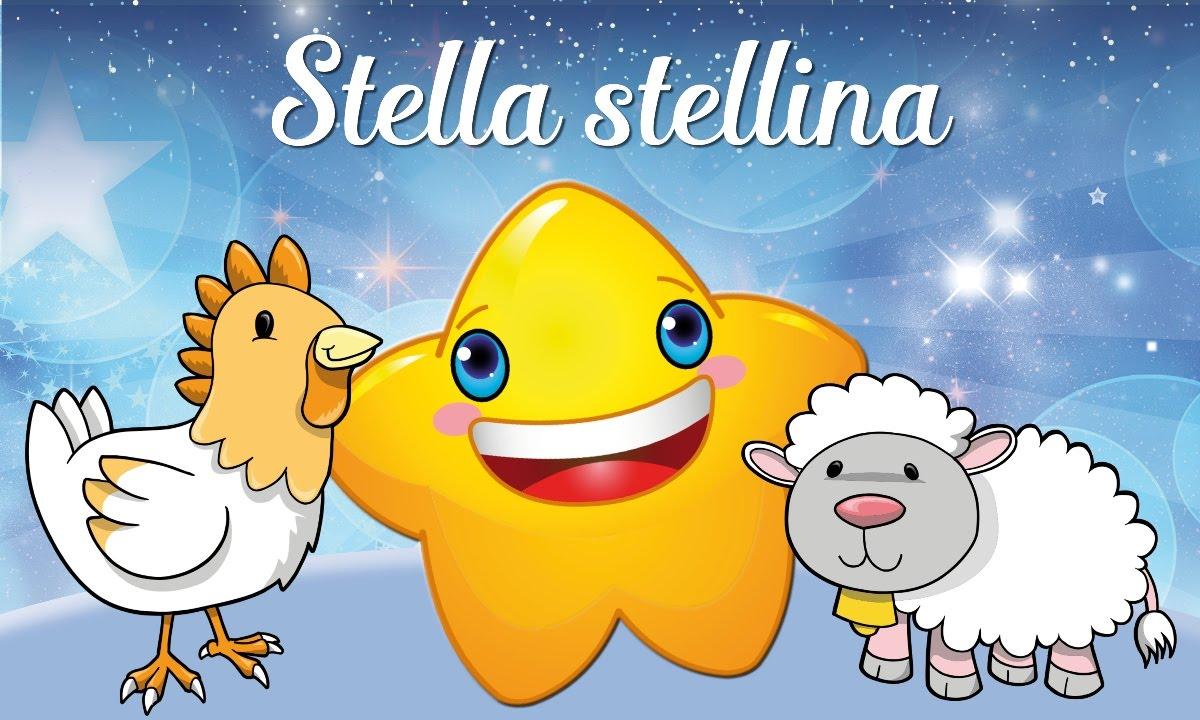 Stella Stellina Di Natale.Stella Stellina Versione Long Form Ninne Nanne Per Bambini Di