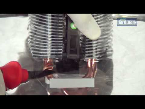 Heatpipe-Kühler aufsägen - PCGH in Gefahr