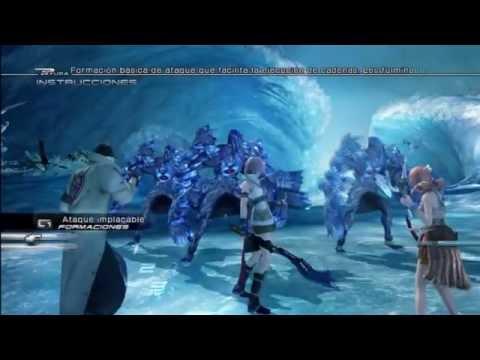 Guía Comentada Final Fantasy XIII HD - Parte 6 - Lago Bresha