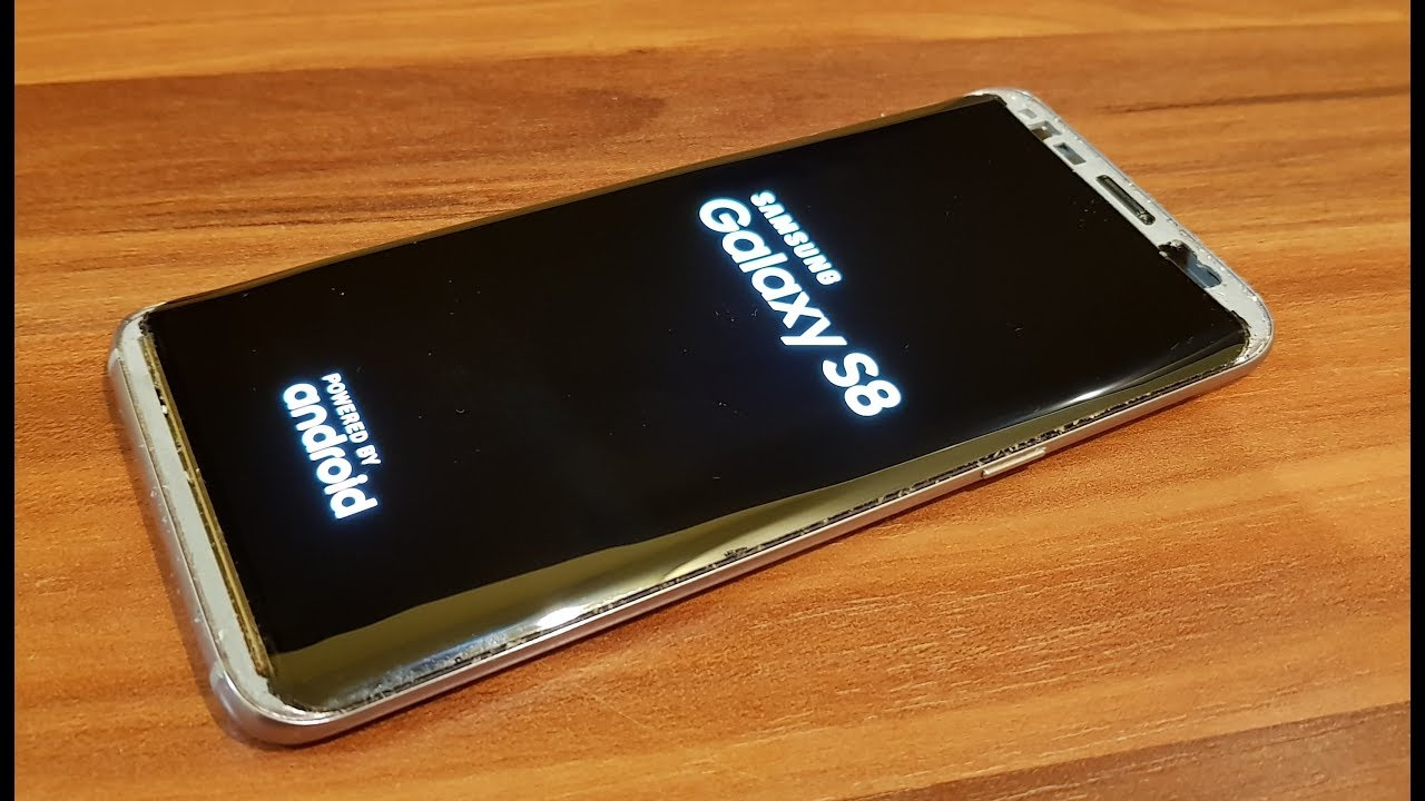 S8 Glas Galaxy S8 S8 Plus Glass Only Replacement In Home Conditions