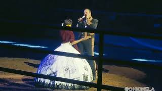Pepe Aguilar y Angela Aguilar - Fue Un Placer Conocerte - Honda Center