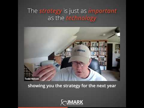 The Strategy is Just as Important as the Technology