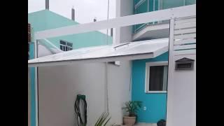 Moderno Portão Basculante Sem Contrapeso. Confira!