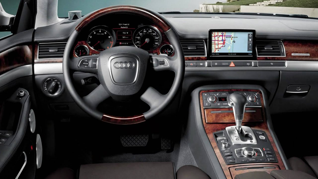 2008 Audi A8l W12 Quattro Youtube