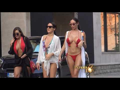 Soraja u najuzem bikiniju na svetu
