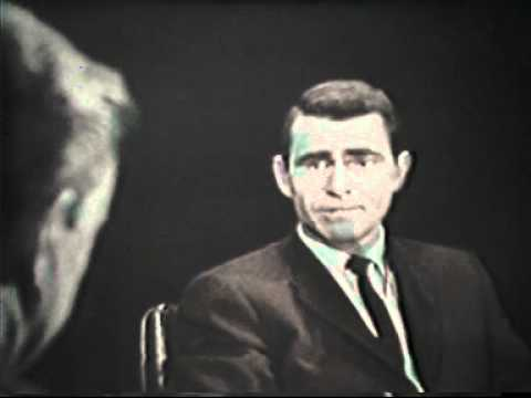 The Mike Wallace  featuring Rod Serling 1959