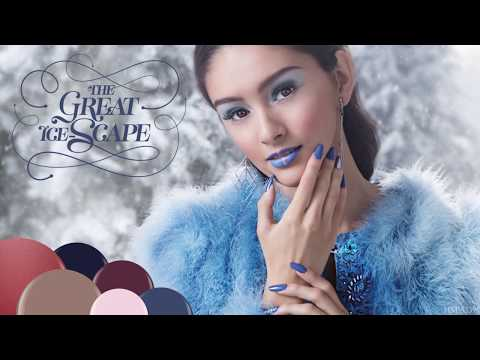 """Gelish & Morgan Taylor Winter 2016 """"The Great Ice-Scape"""" (Behind-the-Scenes)"""
