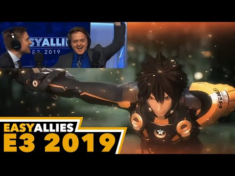 Phantasy Star Online 2 - Easy Allies Reactions E3 2019