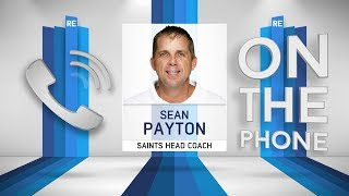 Saints HC Sean Payton Talks Brees, Kamara & More w/Rich Eisen | Full Interview | 10/10/18