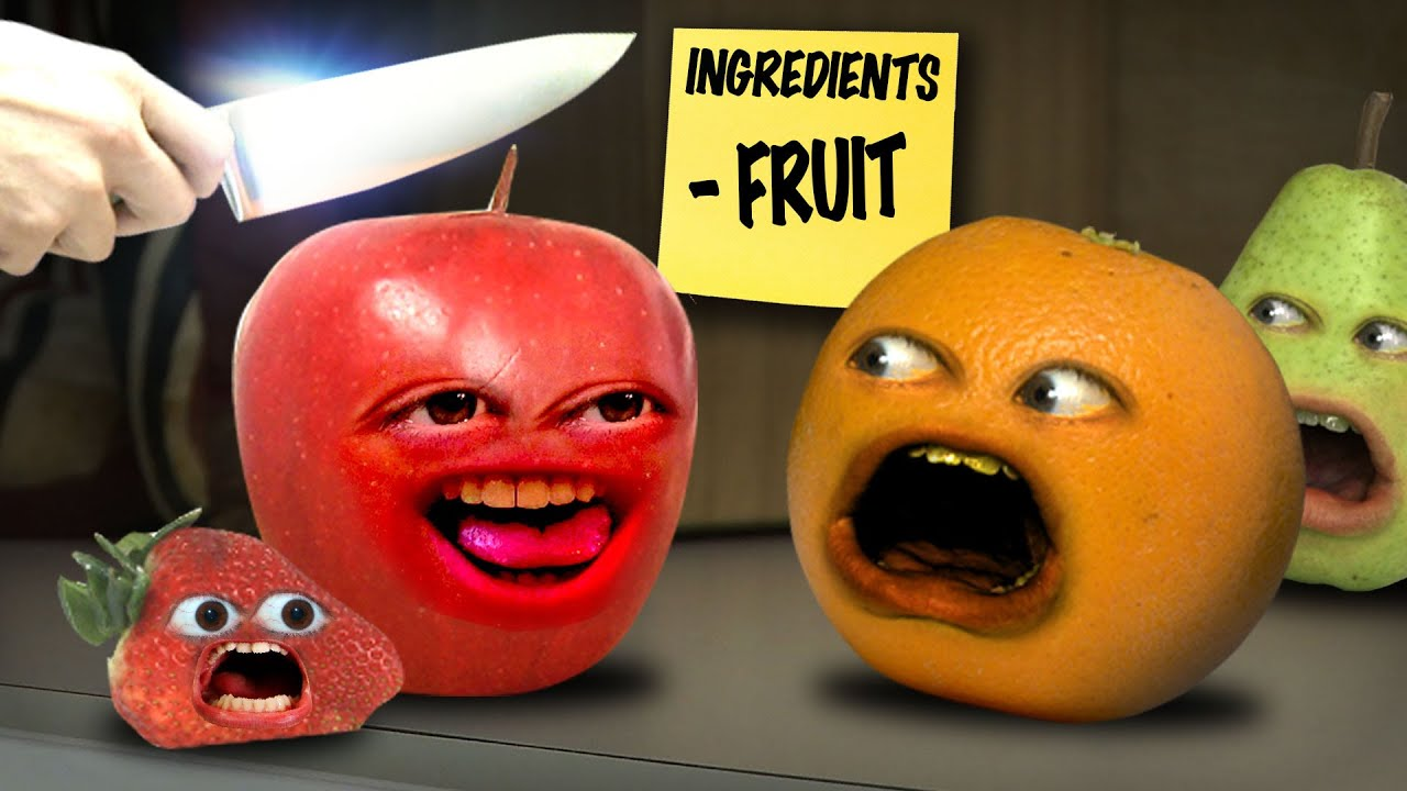 Annoying Orange – Kitchen Carnage