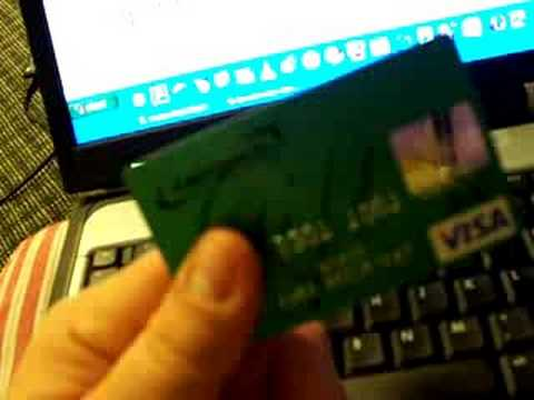 Use a prepaid credit card for security