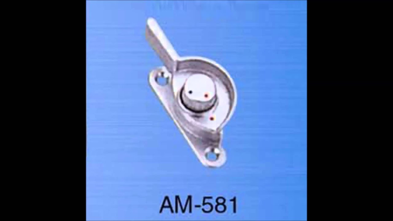 manija bot n seguro ventana proyectable accesorios para