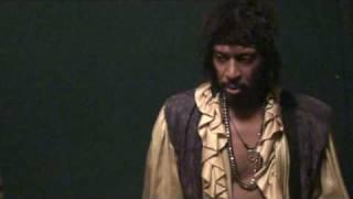 Jimi Hendrix / Howard Cosell Interview