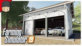 CHICKENS & FARM EXPANSION! : Ep.09 (Let's Play Farming Simulator 19)