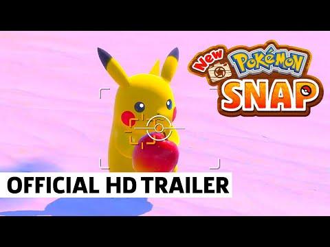 New Pokemon Snap - Official Reveal Trailer
