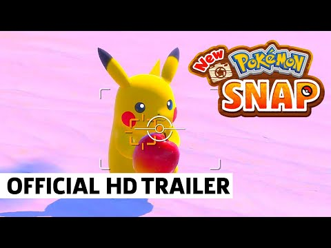 New Pokemon Snap - Official Reveal Trailer