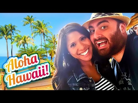 Hike's Hawaiian Adventure #1: FLYING TO HONOLULU!! HikeTheGamer In Real Life VLOG