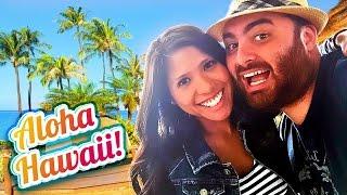 Hike's Hawaiian Adventure #1: FLYING TO HONOLULU!! HikeTheGamer In Real Life VLOG