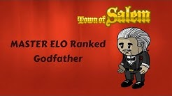 THE WHOLE TOWN.. IN OUR HANDS! Town of Salem | MASTER ELO RANKED GODFATHER Gameplay