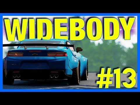 Forza 7 Career Mode : WIDEBODY GONE FAST!?! (Part 13)