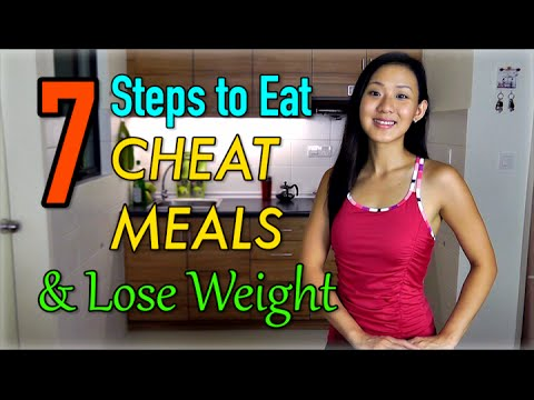 7 Steps to Eat Cheat Meals & Still Lose Weight