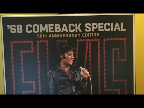 Review Of The New Elvis Presley 68 Comeback Spacial 50th Ann Edition CD Boxest