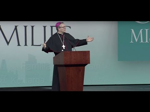 Bishop Robert Barron: Living as the Image of God: Created for Joy and Love