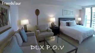 하와이 트럼프 인터내셔널 호텔 와이키키 2020년 객실…