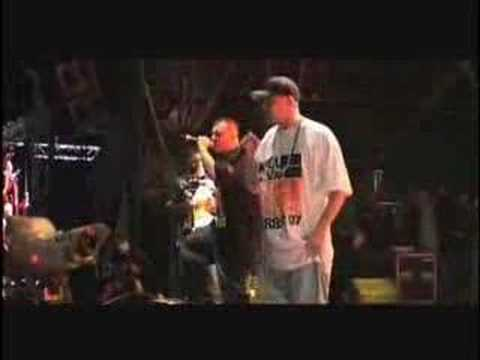 Kool Savas- Ridah Freestyle live splash 2007