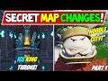 "Download ALL *NEW* FORTNITE SECRET MAP CHANGES v7.10! - ""TOMATO TOWN RETURNS"" (Season 7 Storyline) - Part 1"