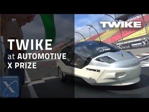 Archiv Video 2010: TW4XP - Progressive Insurance Automotive X PRIZE