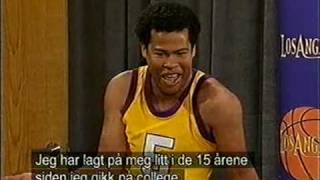 Madtv - The Los Angeles Lakers welcome their first gay basketball player.VOB