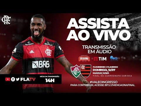 Fluminense x Flamengo - Final do Campeonato Carioca (Ao Vivo)