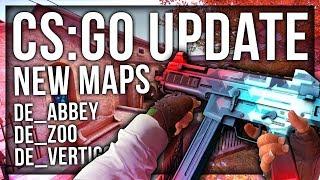 NEW CS:GO MAP UPDATE (NEW MAPS)