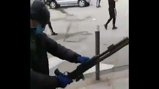 """Франция даст """"жёсткий ответ"""" зачинщикам беспорядков"""
