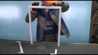 Завод Steko | Производство комплектующих к окнам - москитные сетки