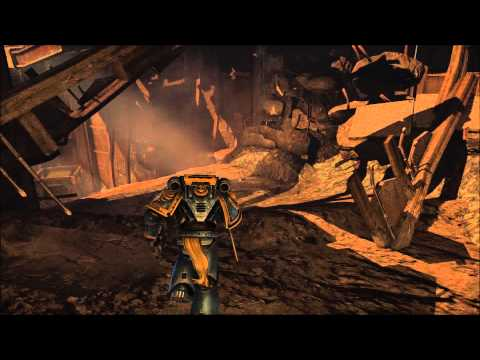 Warhammer 40k Space Marine: Part 1- One Man Army |