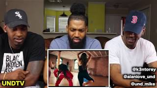 Jacquees - Inside ft. Trey Songz [REACTION]