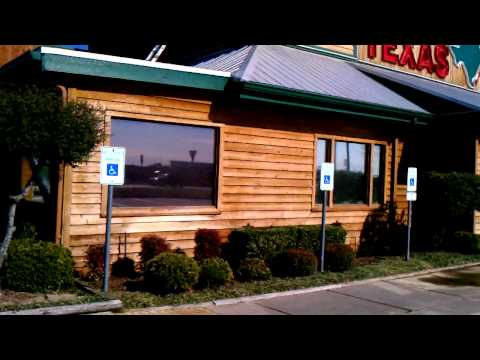 Texas Roadhouse Powerwash Stripping Stain for Re-Stain and Re-Paint Grand Prairie, Texas