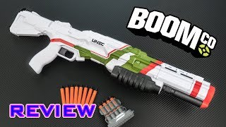 [REVIEW] BoomCo Halo UNSC Shotgun | Blaze of Glory Blaster