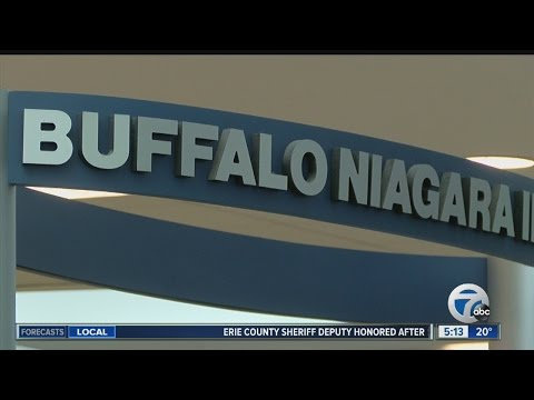 Buffalo-Niagara ranks second among mid-size airports in North America