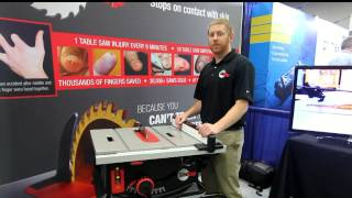 Sawstop Portable Table Saw