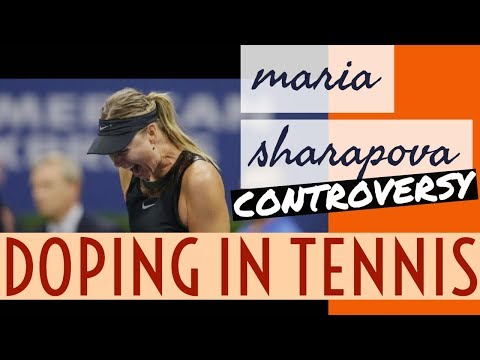 Conspiracy Theories in Tennis: Maria Sharapova Suspension - An EXAMPLE or An EXCEPTION