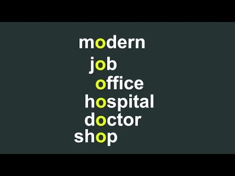 How To Pronounce: /ɑ/ The Sound Of Modern Jobs