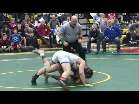 Brunswick's Nick Kiussis upsets 3-time state champ Kyle Lawson
