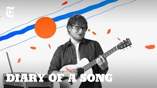 Ed Sheeran s Shape of You Making 2017 s Biggest Track Diary of a Song