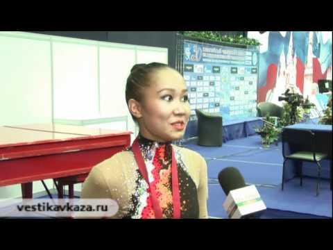 Интервью с Алиёй Гараевой