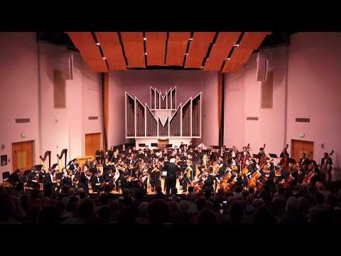 Tchaikovsky: The Tempest, Op. 18- Marrowstone Music Festival 2018