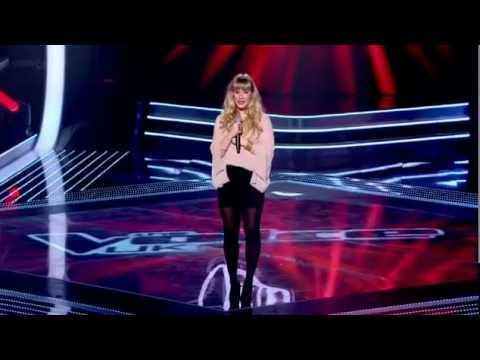 [FULL] Hannah Berney- You and I- Blind Auditions- The Voice UK